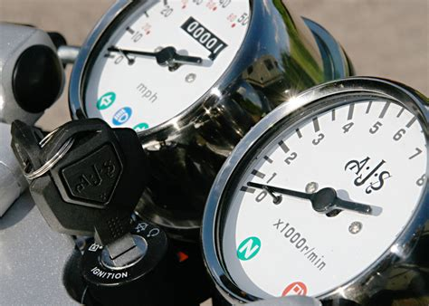 125er Motorrad Retro by Ajs Cadwell Ein Schickes 125er Retro Bike Spothits