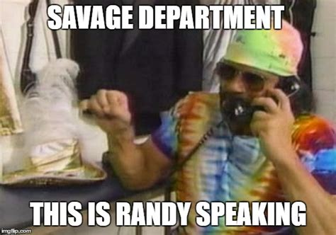 Randy Savage Meme - best fog lights to high beam left lane hoggers page