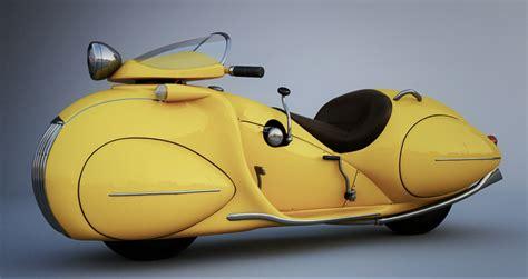 holodeck american streamline design henderson motorcycle