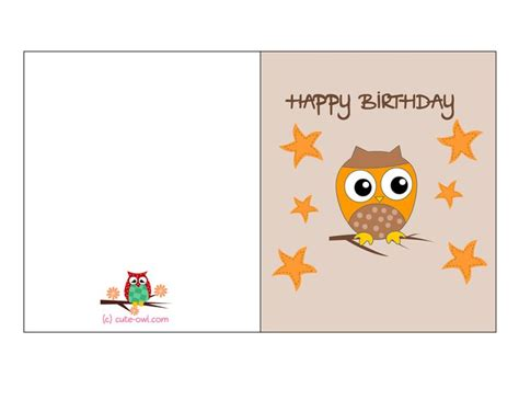 printable birthday cards girl owl birthday card 1 png 1650 215 1275 free printable owl