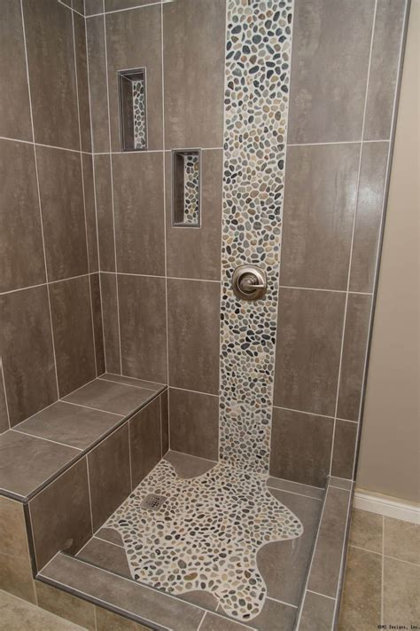 Bathroom Tile Shower Ideas by Bathroom Shower Floor Tile Ideas Bathroom Design Ideas