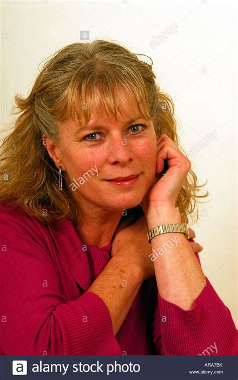 images of women 48 years old portrait of a 48 year old woman hounslow middlesex uk