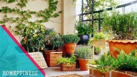 cheap small balcony garden ideas