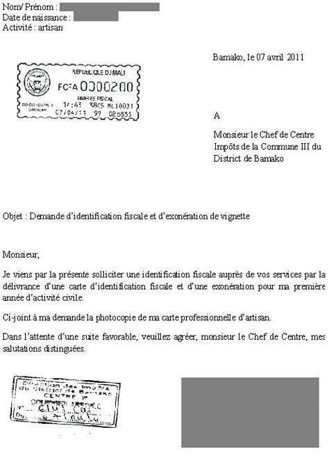 Lettre Demande De Rendez Vous Visa eregulations mali