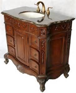 buy 40 quot inch wood single sink bathroom vanity with marble