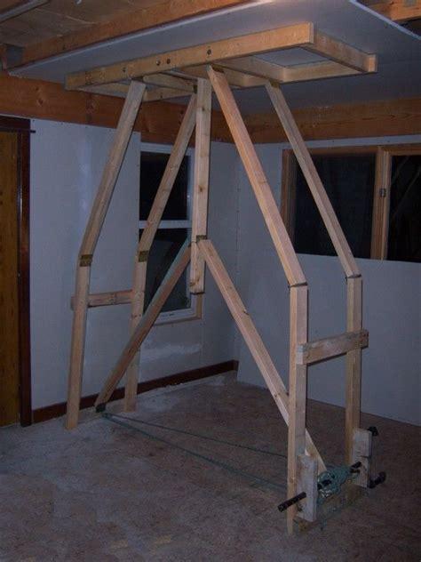 build   drywall liftdone