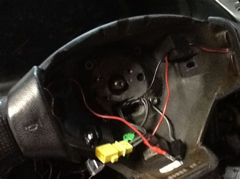 momo steering wheel installation wiring