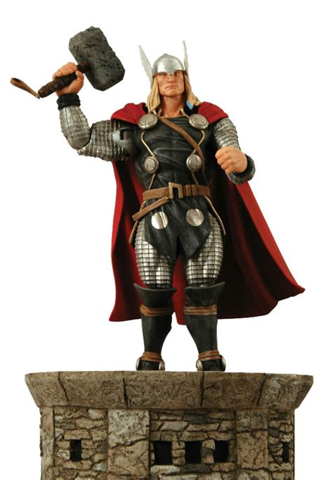 Marvel Select Thor dst out this week wars marvel and universal horror the toyark news