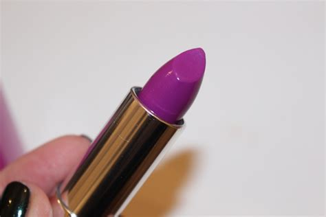Maybelline Colour Sensational Lipstick maybelline color sensational rebel bloom lipstick orchid ecstasy really ree
