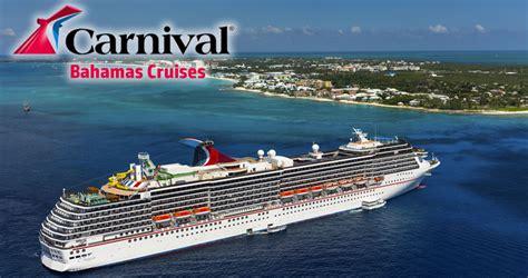 boat rides miami to bahamas carnival cruises to the bahamas bahamas carnival cruise