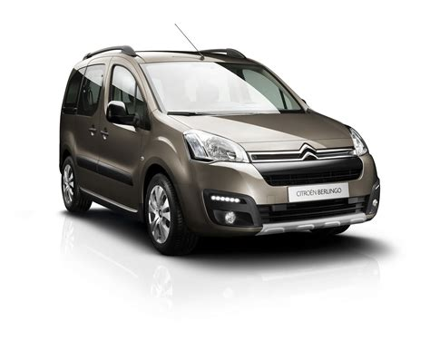 Citroën?s Facelifted Berlingo Breaks Cover with Discreet Updates Carscoops