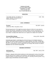 how to make a resume with free sle resumes wikihow