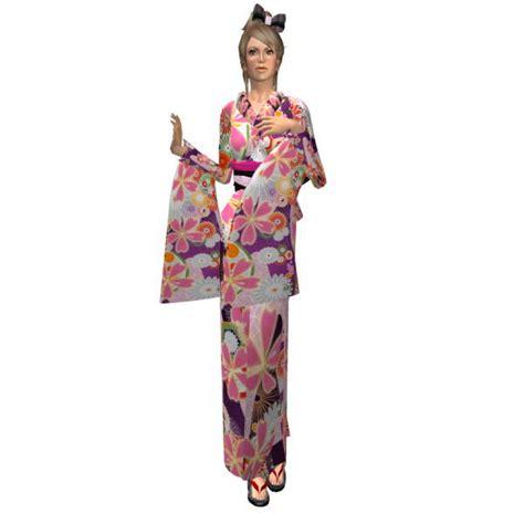 Akina Kimono kimono pink onsen akina s closet