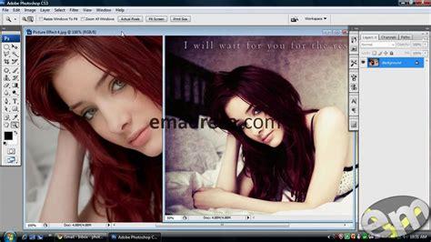 tutorial photoshop urdu urdu tutorial picture effect photoshop black belt