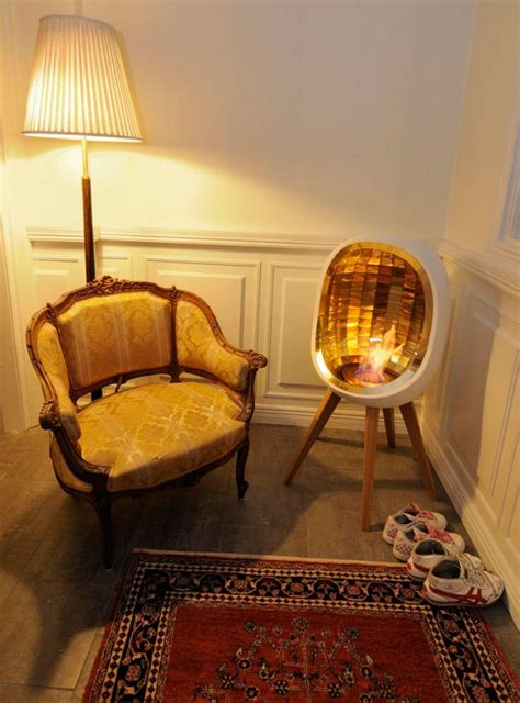 Portable Fireplaces That Create An Instant Cozy Vibe Portable Fireplaces Indoor