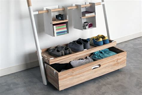 Schuhe Platzsparend Aufbewahren by Originelle Ideen F 252 R Aufbewahrung Im Flur Arara N 244 Made