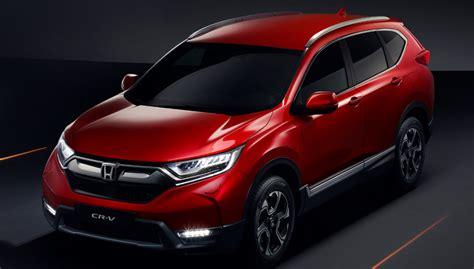 When Does Honda Release 2020 Models by 2020 Honda Cr V Hybrid Specs Redesign Release Date