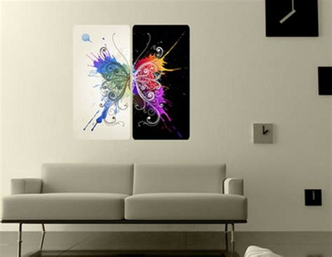 contemporary wall decor for living room 19 modern wall graphics images modern wall stickers