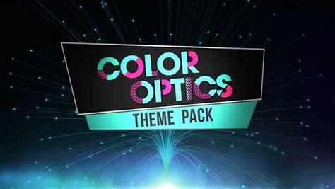 color optics color optics theme pack scribe media