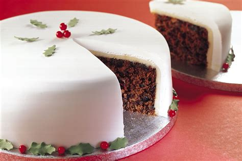 how to make the perfect christmas cake wales online