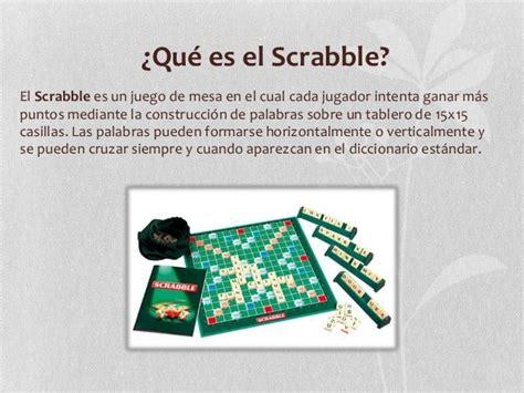 is ti a word in scrabble competencia 237 stica 252 237 stica con scrabble