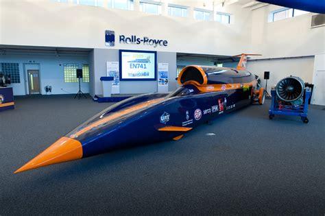 rolls royce aerospace backs the bloodhound ssc photo