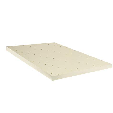 High Density Foam Mattress Topper by Spinal Solution High Density Foam Mattress Topper With