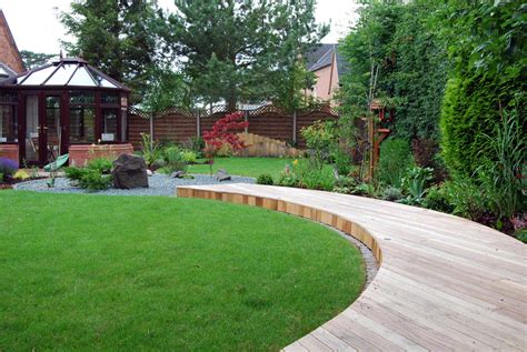 garden designs a peaceful zen style garden