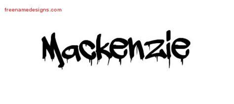 mackenzie tattoo designs graffiti name designs mackenzie free lettering