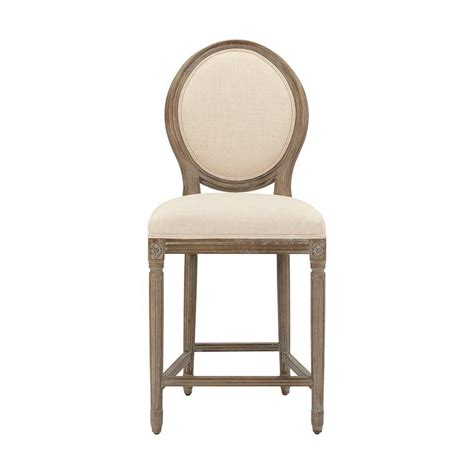 home decorators collection jacques antique ivory natural linen home decorators collection jacques 26 5 in natural