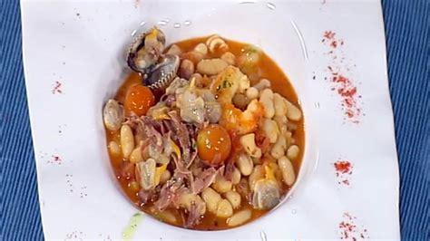 cocina consergio cocina con sergio jud 237 as en salsa de marisco con tomate