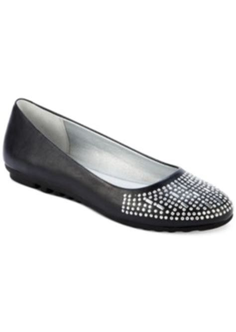 white mountain shoes flats whit cliffs by white mountain bambina studded flats