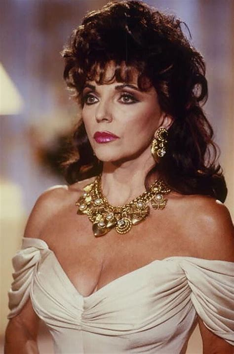 131 best images about joan collins 2 on pinterest young