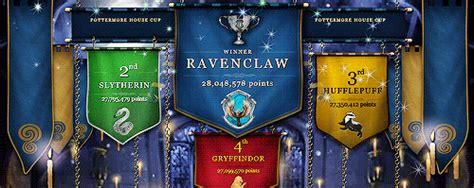 five points to gryffindor by akabur image 3 ravenclaw pottermore house cup sphgif fudgeflies