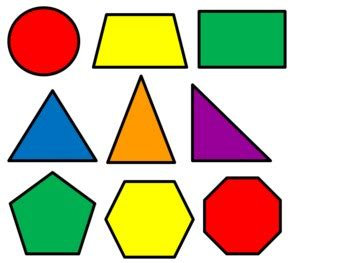 other clipart shape pencil and in color other clipart shape