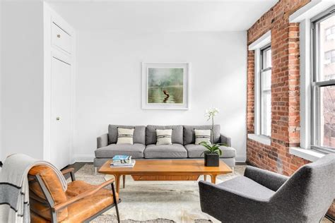 exposed brick apartments flexible pad with plenty of exposed brick and a terrace