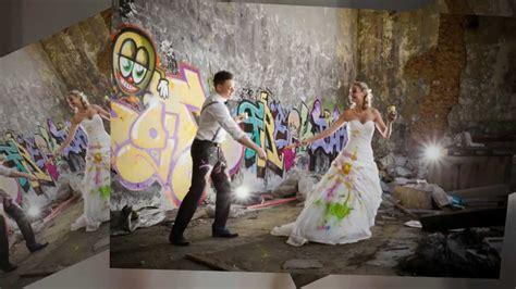 Trash The Dress After  Ee  Wedding Ee   Shoot With Paint Nina