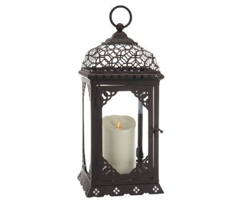 bethlehem lights 14 5 quot middleton lantern with luminara