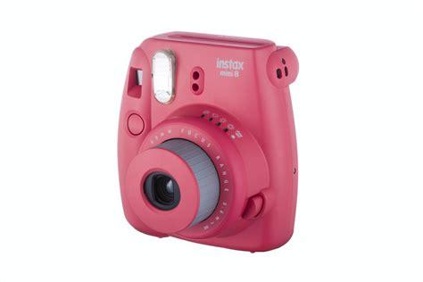 Fujifilm Instax Mini 8 Raspberry instax mini 8 the bigger picture