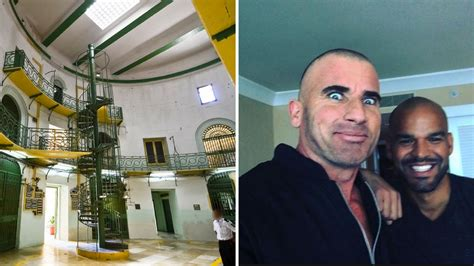 A Prisoner In Malta a maltese prisoner has been taking selfies and sending