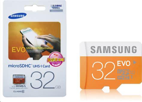 Samsung Micro Sd Evo Uhs 1 32gb 48mb S Original Memory Card thẻ nhớ microsd samsung evo 32gb uhs 1 tốc độ đọc 48mb s