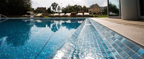ospa schwimmbadtechnik entspannende poolanlage im vital hotel meiser ospa