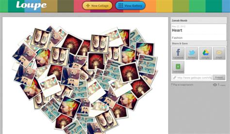 download layout from instagram collage loupe create collages with your facebook twitter