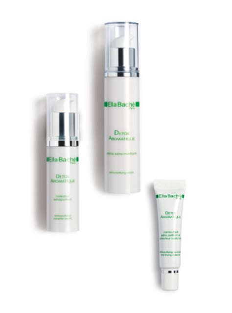 Serum Ella Skin Care news ella bach 201 releases detox aromatique skincare