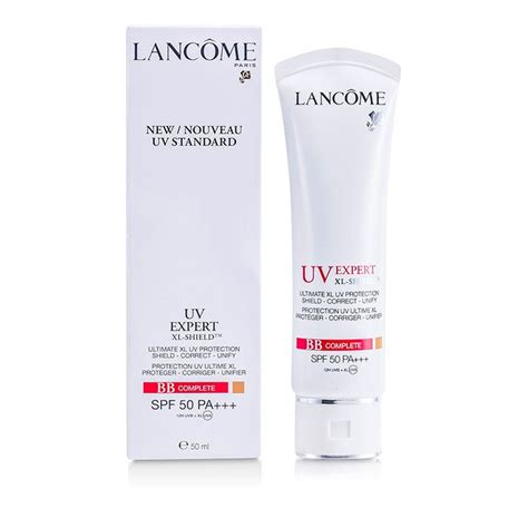 Lancome Uv Expert Xl Shield lancome uv expert xl shield bb complete spf50 pa 02