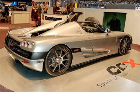 How Much Is A Koenigsegg Ccxr Koenigsegg Ccx Ccxr 2006 On