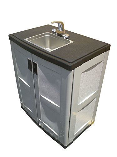 portable sinks with and cold water portable self contained hand wash station with cold