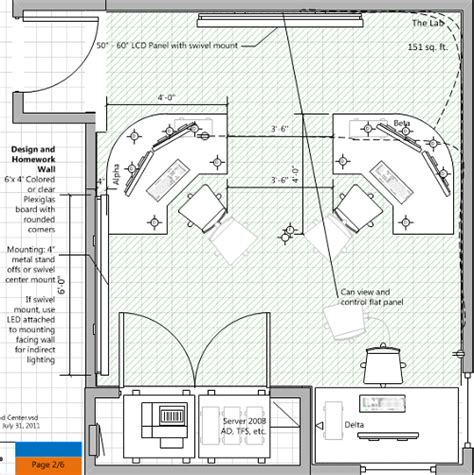 visio office floor plan template how to design your own command center on a budget