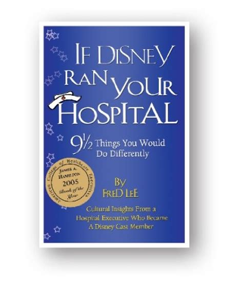 7 Things I Would Do Differently Than Disney Princesses by Ebook If Disney Ran Your Hospital 9 1 2 Things You Would
