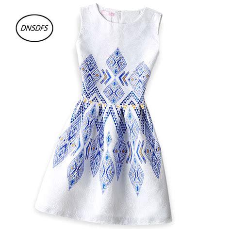 Venesia Maxi Zv 여름 dress 소녀 여성 꽃 인쇄 스타일의 민소매 조끼 라인 드레스 ladie의 빈티지 플러스 사이즈